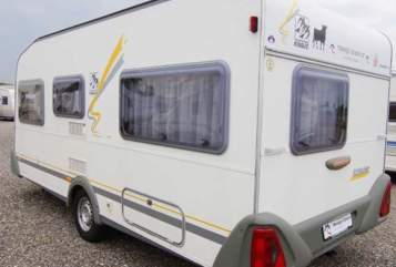 Hire a motorhome in Mattighofen from private owners| Knaus  Südwind