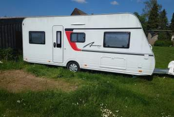 Hire a motorhome in Wuppertal from private owners  Bürstner Motte