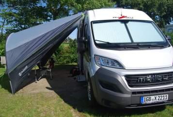 Hire a motorhome in Sankt Ingbert from private owners| Fiat, Carthago Malibu Grautvornix