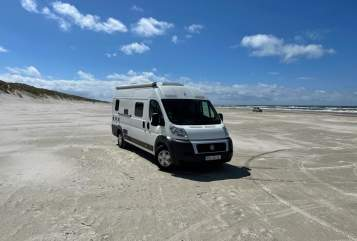 Hire a motorhome in Rendsburg from private owners| Fiat  Willy