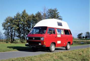 Hire a motorhome in Dresden from private owners  VW Florian