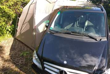 Hire a motorhome in Chemnitz from private owners  Mercedes Benz Bus 1