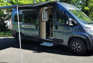 Hire a motorhome in Bad Lippspringe from private owners| Pössl Summit