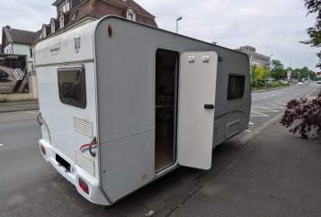 Hire a motorhome in Wiesbaden from private owners  Sunlight Sunmobil