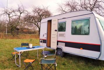 Hire a motorhome in Baltmannsweiler from private owners  Adria Adria Camper
