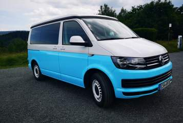 Hire a motorhome in Braunschweig from private owners  VW Dante