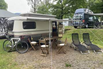 Hire a motorhome in Calw from private owners| Eriba Touring Trolli