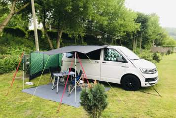 Hire a motorhome in Frankfurt am Main from private owners| VW Bello
