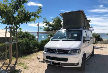 Hire a motorhome in Gießen from private owners| Volkswagen Harry