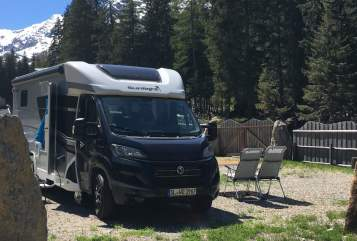 Hire a motorhome in Schafflund from private owners  Sunlight 68 Adventure