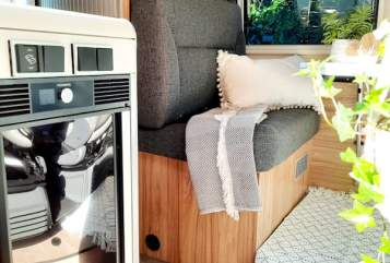 Hire a motorhome in Leipzig from private owners| Hymer Alma
