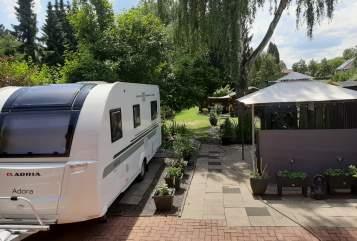 Hire a motorhome in Essen from private owners| ADRIA  Berta