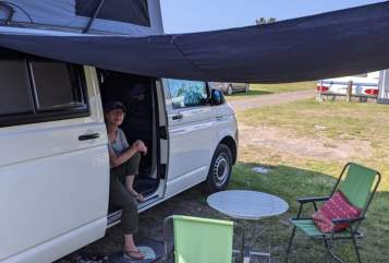 Hire a motorhome in Hockenheim from private owners  VW Gecko