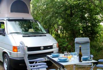 Hire a motorhome in Leipzig from private owners| VW Vanja T4 WoMo