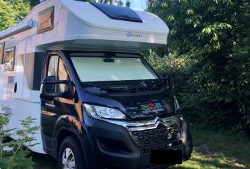 Hire a motorhome in Warendorf from private owners| Sun Living  WilmaWegfahren*