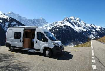 Hire a motorhome in Dortmund from private owners| Weinsberg Malina