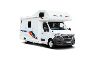 Hire a motorhome in Bohmte from private owners| Ahorn Ahorn 680 Eco