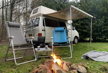 Hire a motorhome in Zaandam from private owners| Volkswagen  Free Wheely