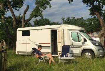 Hire a motorhome in Boxtel from private owners| Adria Oskar