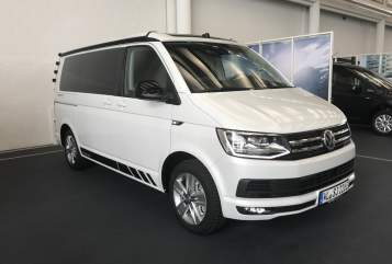 Hire a motorhome in Rosengarten from private owners| VW Fienchen