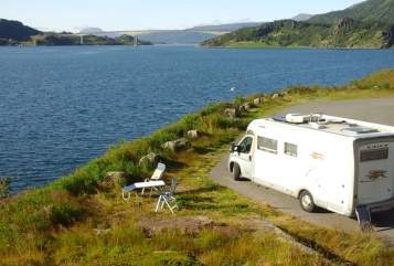 Hire a motorhome in Halver from private owners| Laika  Ole