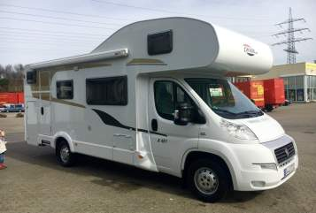 Hire a motorhome in Düsseldorf from private owners| Fiat Ducato Ostseeperle
