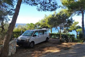 Hire a motorhome in Frankfurt am Main from private owners| VW Marga 4 Motion