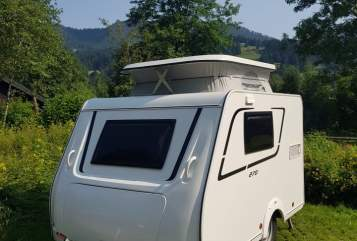 Hire a motorhome in Stuttgart from private owners| Trigano  Josef