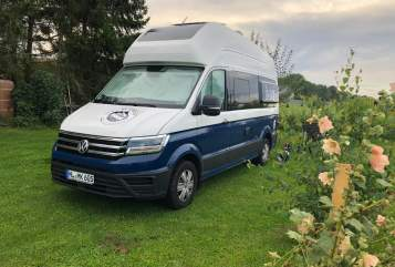 Hire a motorhome in Lübeck from private owners  Volkswagen MK Camper 605