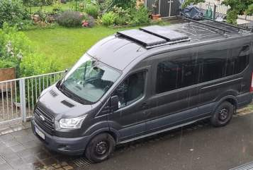 Hire a motorhome in Nürnberg from private owners| Ford  Global Camper
