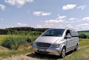 Hire a motorhome in Erfurt from private owners  Mercedes Benz Karl Heinz