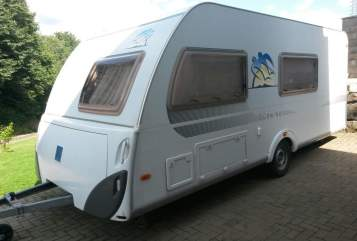 Hire a motorhome in Wickede (Ruhr) from private owners  Knaus Klima-Knäusel