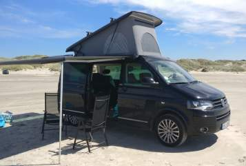 Hire a motorhome in Lilienthal from private owners| Volkswagen Multi Camper