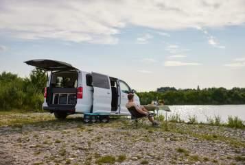 Hire a motorhome in Stuttgart from private owners| Opel Zafira Life Hiloa 2