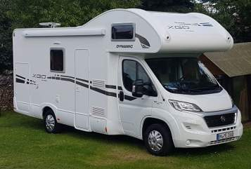 Hire a motorhome in Oschersleben (Bode) from private owners| Fiat M. Eichler