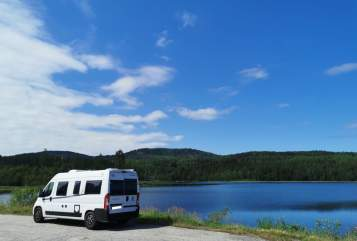 Hire a motorhome in Braunschweig from private owners  Carado Carla