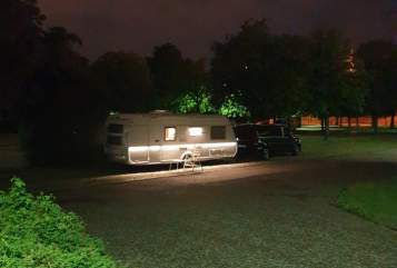 Hire a motorhome in Wuppertal from private owners  Tabbert Tabbi