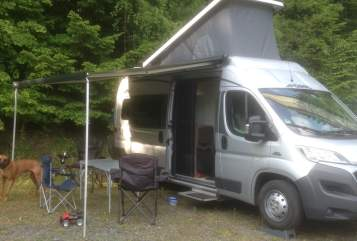 Hire a motorhome in Reken from private owners| Pössl Freiheit