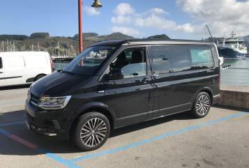Hire a motorhome in Frankfurt am Main from private owners| VW T6 Franklin