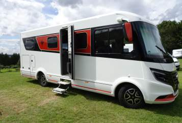 Hire a motorhome in Essen from private owners| Niesmann&Bischoff ISmove 7.3 F