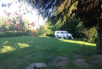 Hire a motorhome in Berlin from private owners  Volkswagen Marie