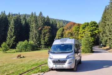 Hire a motorhome in Erfurt from private owners  Adria  AdriaTwin600SP