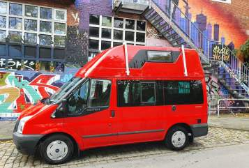 Hire a motorhome in Münster from private owners  Ford Norbert Nugget