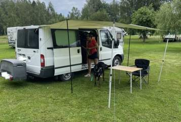 Hire a motorhome in Frankfurt am Main from private owners| Ford Ford Transit