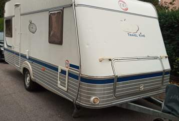 Hire a motorhome in Bochum from private owners  TEC Alte Dame