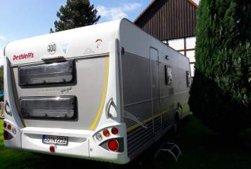 Hire a motorhome in Warstein from private owners| Dethleffs  Tante Trude