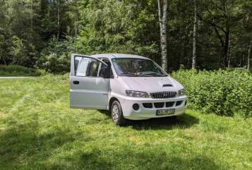 Hire a motorhome in Kassel from private owners  Hyundai Mr Lee