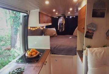 Hire a motorhome in Bochum from private owners  Fiat Fitzi