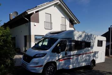 Hire a motorhome in Oberursel (Taunus) from private owners| Fiat Flotte Biene
