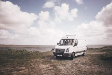 Hire a motorhome in Bochum from private owners| Volkswagen Blancito